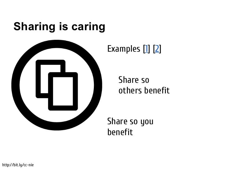 Sharing is caring                           Examples [1] [2]                              Share so                        ...