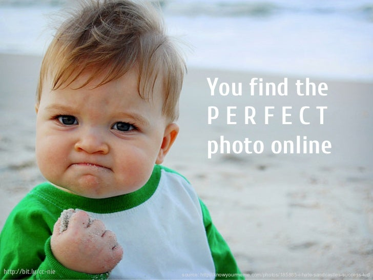 You find the                                PERFECT                                photo onlinehttp://bit.ly/cc-nie   sour...