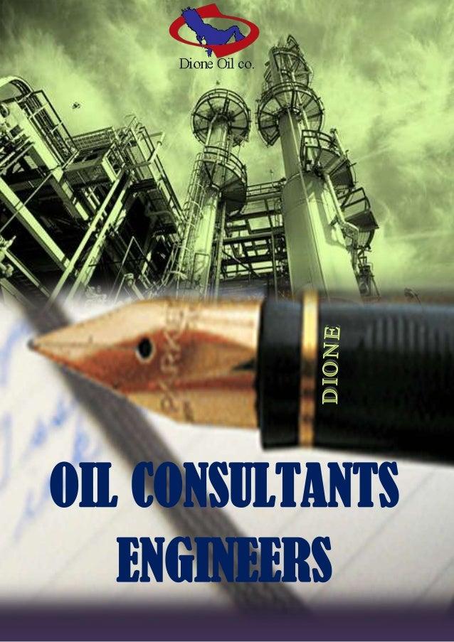 OIL CONSULTANTS ENGINEERS