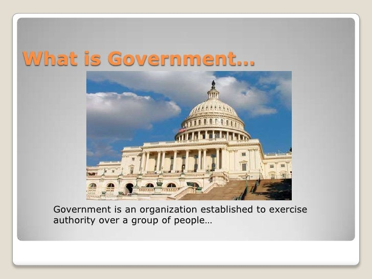 Government Abuse of Power