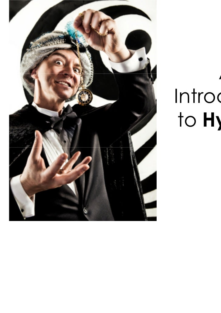 AnIntroduction to Hypnosis