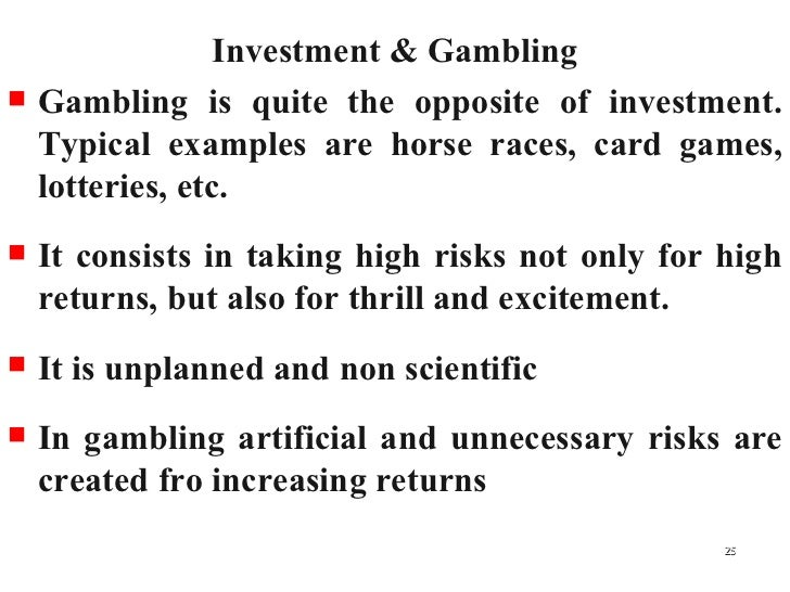 Difference gambling investment roulettes liverpool