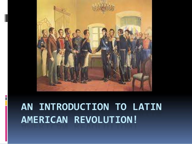 an introduction to the cause of the american revolution To explore the power and influence of common sense within its time and in relation to the american revolution to examine a range of print materials that influenced americans to support the revolutionary cause.