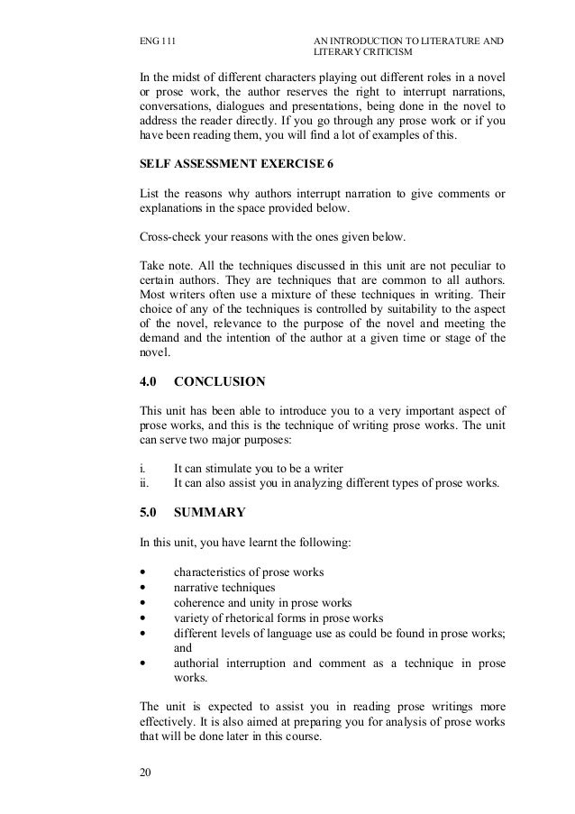 21 36 eng 111 an introduction english essay introduction example - Prose Essay Examples