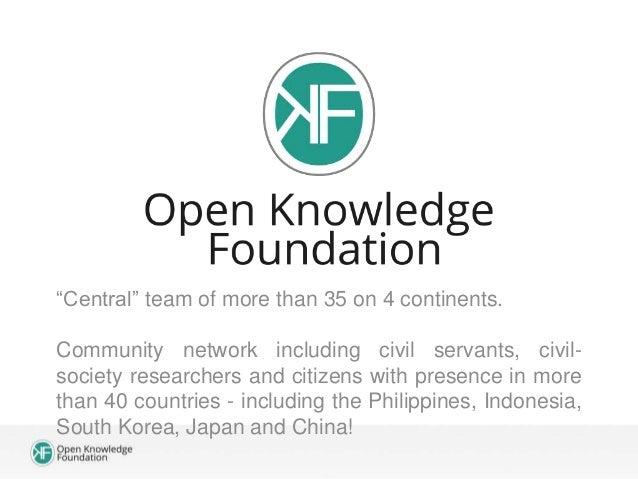 Create tools, skills and communities Data => Knowledge & Insight