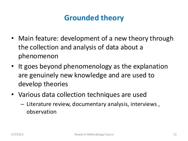 qualitative research recent developments in case study methods