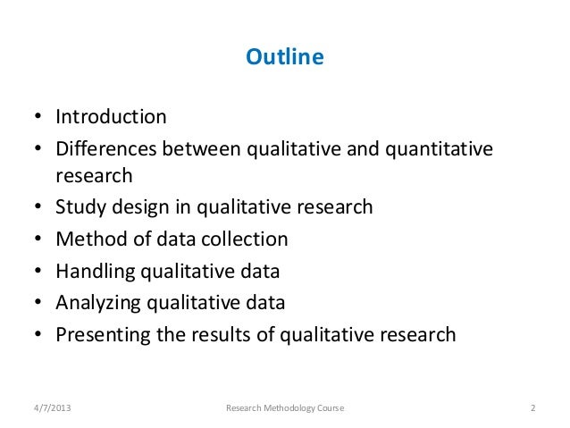 dissertation chapter outline quantitative Download a free quantitative dissertation proposal template | page 9 to make your document professional and perfect find other professionally designed templates in tidyform.