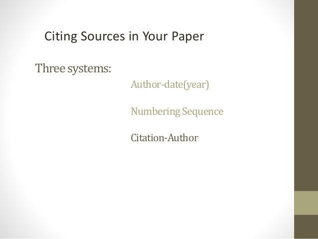 example of cse citation