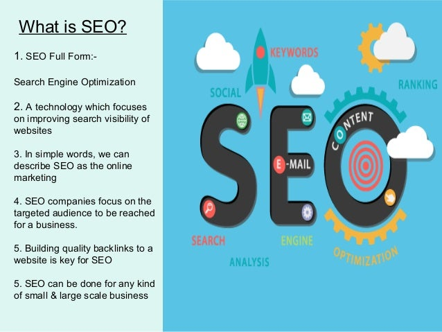 An approach to make aware about SEO and its prospects