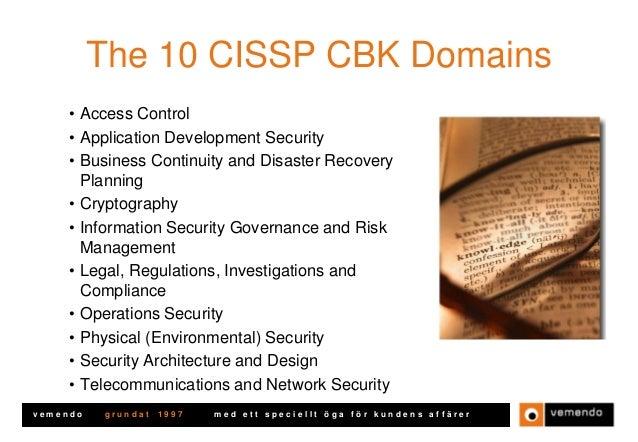 CISSP Training Boot Camp | InfoSec Institute, Inc.