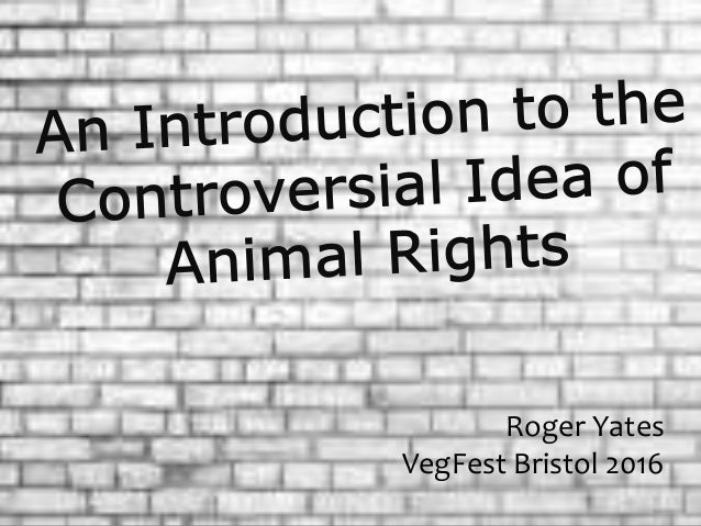 1 Roger Yates VegFest Bristol 2016