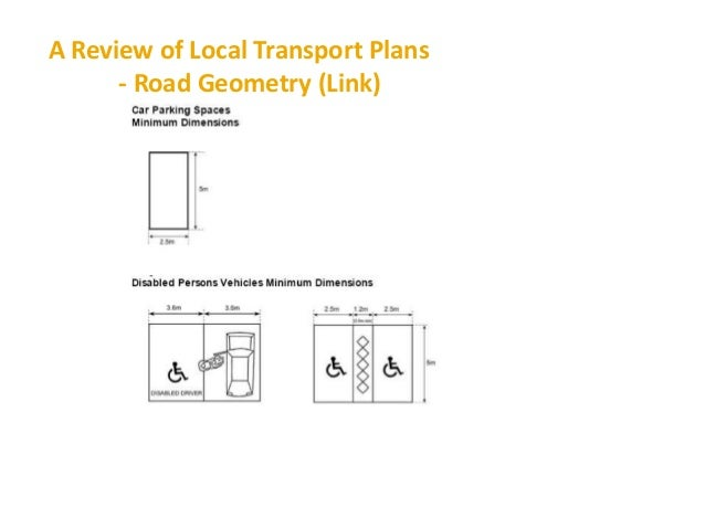 Transport planning intro