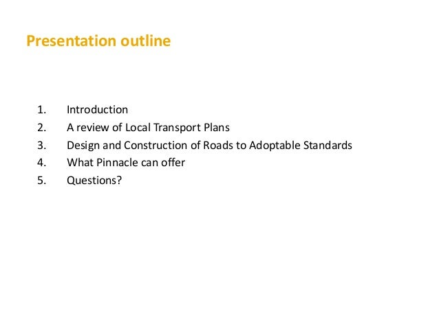 Introduction to urban transportation planning - PowerPoint PPT Presentation