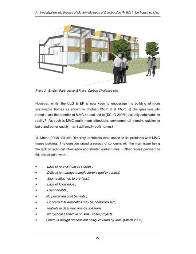 construction skills shortage dissertation