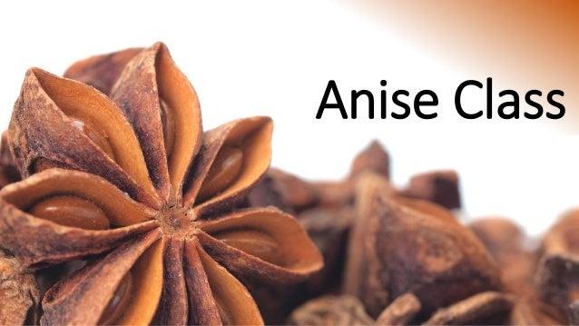 Anise Class