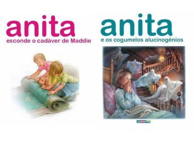 Os livros da Anita (censurados)