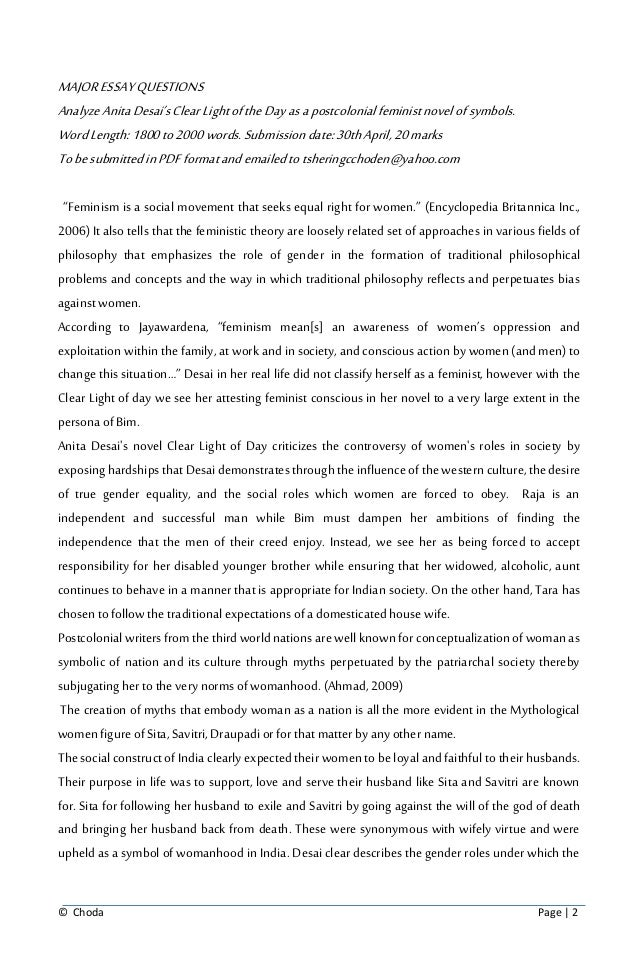 what is a feminist novel mccnsultingwebfc2com