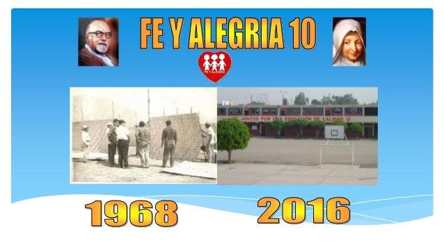 Nuestro Colegio está ubicado entre Año Nuevo y Collique en el Km. 14.5 de la Av. Túpac Amaru - Comas. CREACIÓN R.M. 2215 1...