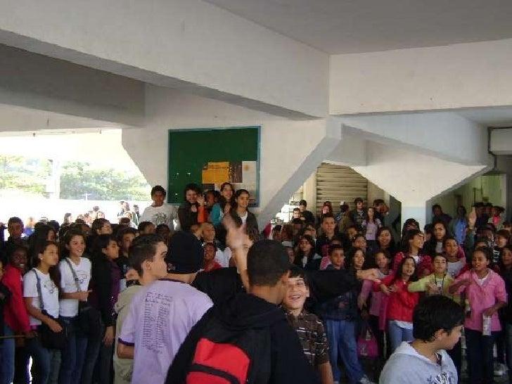 Aniversário do colégio