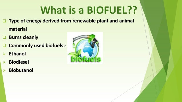 Used Diesel Trucks >> BIOBUTANOL- AN ADVANCED BIOFUEL