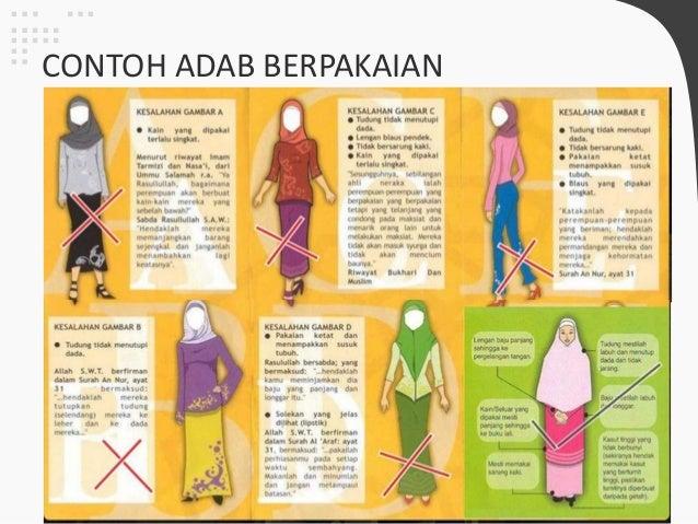 Pengertian Berbusana Menurut Syariat Islam