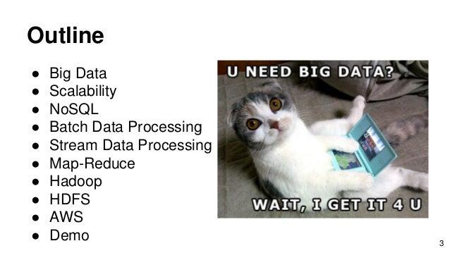 Ankara JUG Big Data Presentation Slide 3