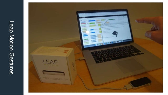 LeapMotionGestures