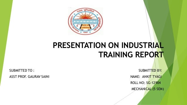 presentation industry training The energy training council (etc) is a non-profit 501 c (3) organization with a primary goal of providing quality, oil and gas specific training to the oil and gas industry through member companies and affiliated educational institutions.