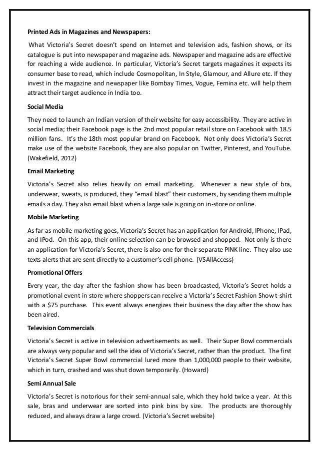 Victoria Secrets Job Application Form Heartpulsar