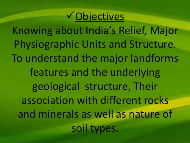Facts that Matter 1.India is a large landmass formed during different geological periods by processes such as Weathering,...