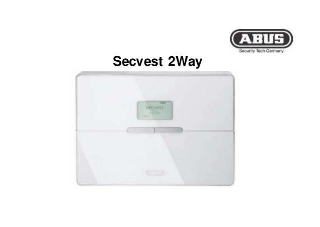 Secvest 2Way