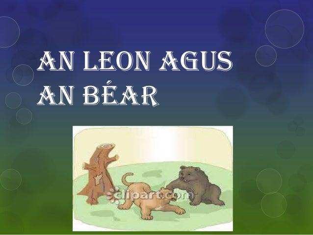 An Leon Agus An Béar