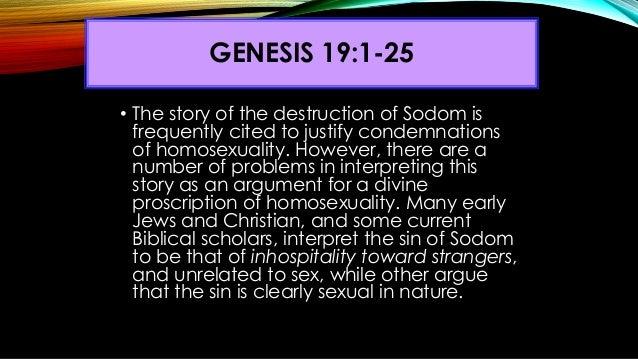 Genesis 19 5 homosexuality in japan