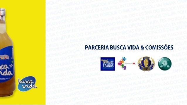 A parceria entre a Busca Vida e as Comissões #VamosFEAnos (FEA-USP), POLI 2013, Integra São Camilo e Anhembi Moda buscava ...