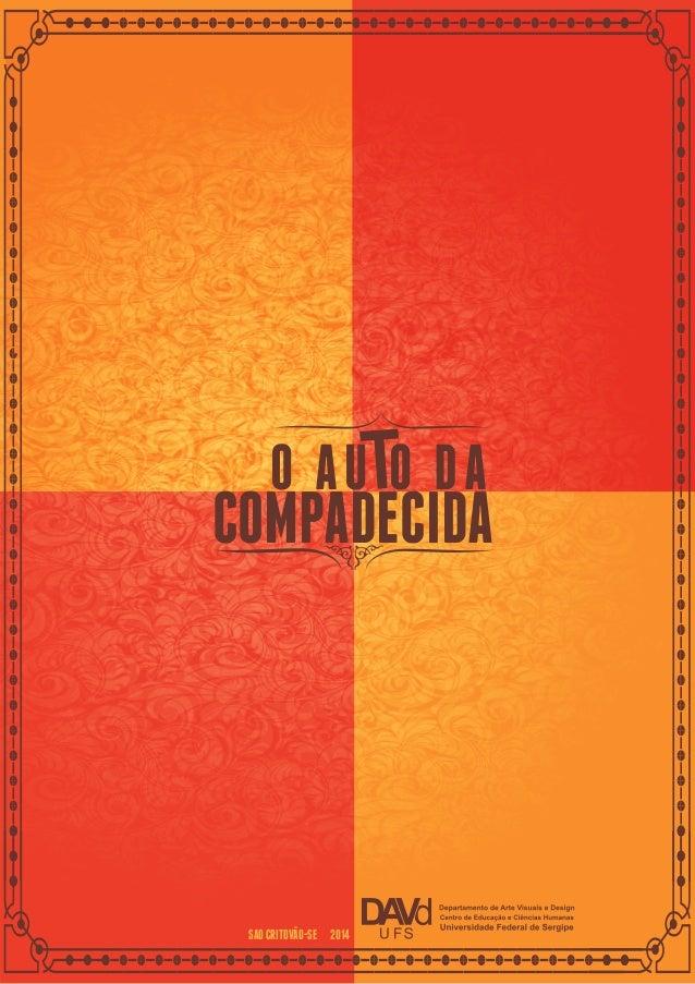 COMPADECIDA O AU O DA SAOCRITOVAO-SE 2014 s