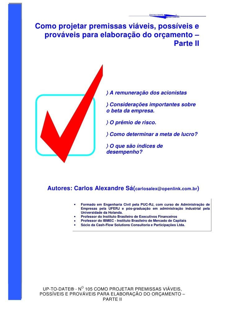 C AVALCANTE   &                                                                               ®                           ...