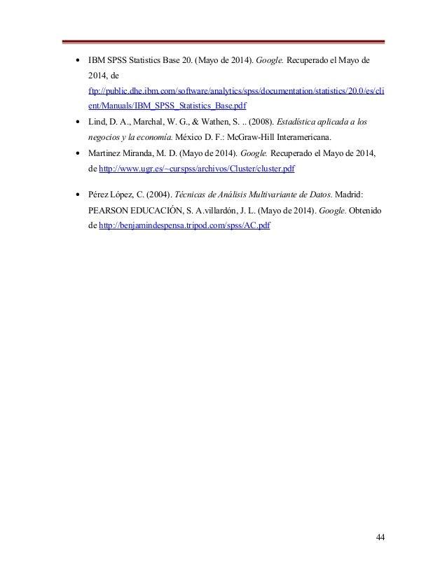 ibm spss 20 tutorial pdf