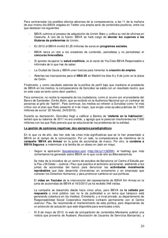 An lisis 2 0 bbva sabadell for Red oficinas bbva