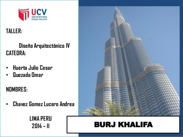 TALLER: Diseño Arquitectónico IV CATEDRA:  •Huerta Julio Cesar  •Quezada Omar NOMBRES:  •Chavez Gomez Lucero Andrea LIMA P...