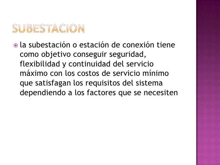 Análisis de configuración de bancos de subestaciones Slide 2