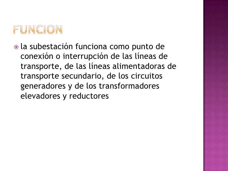 Análisis de configuración de bancos de subestaciones Slide 3