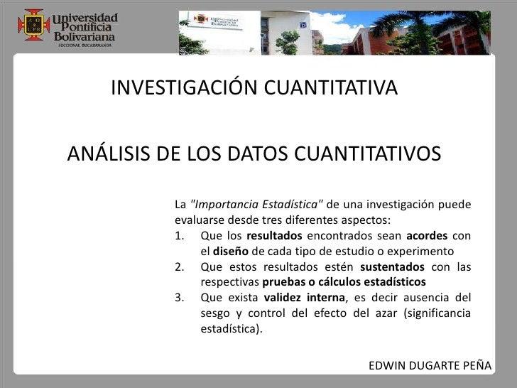 ANALYSIS DE DATOS CUANTITATIVOS EBOOK