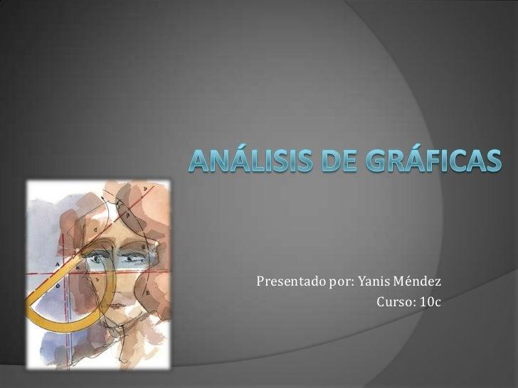 Presentado por: Yanis Méndez                   Curso: 10c