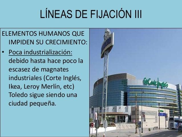 An lisis del plano de toledo for Aspiradoras industriales leroy merlin