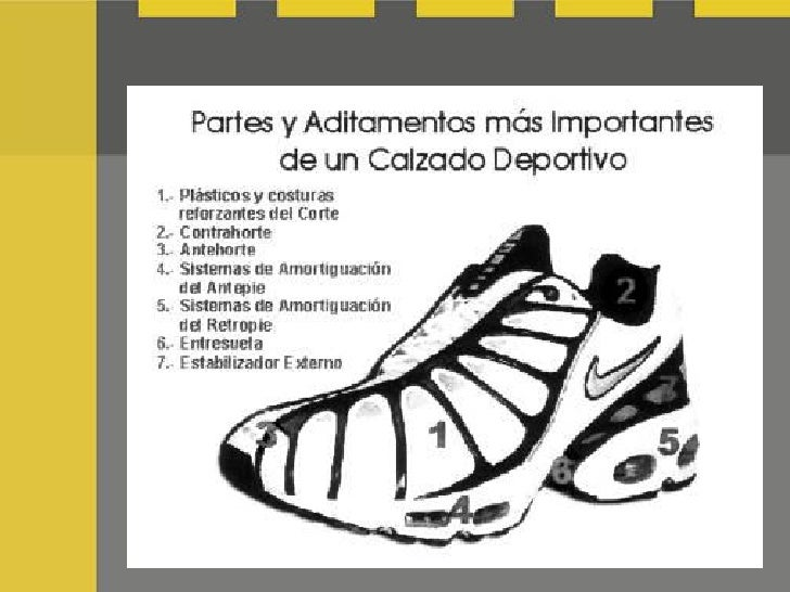 An lisis ecodise o zapatilla deportiva for Calzado de seguridad deportivo