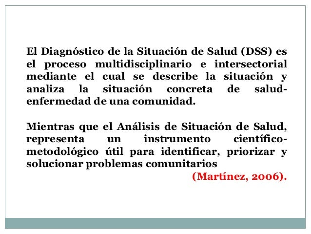 Taller: Análisis de Situación de Salud (ASIS) (2014)