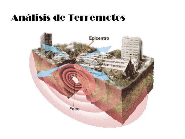 Análisis de Terremotos