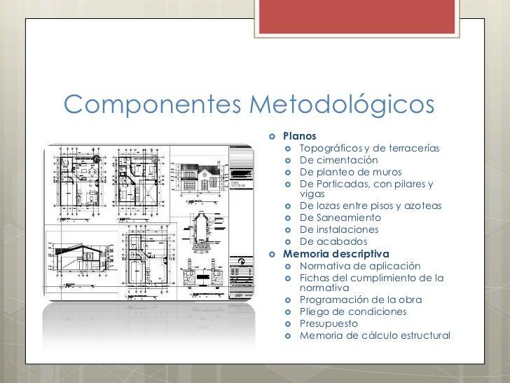 An lisis e investigaci n del dise o arquitect nico for Elementos de un plano arquitectonico