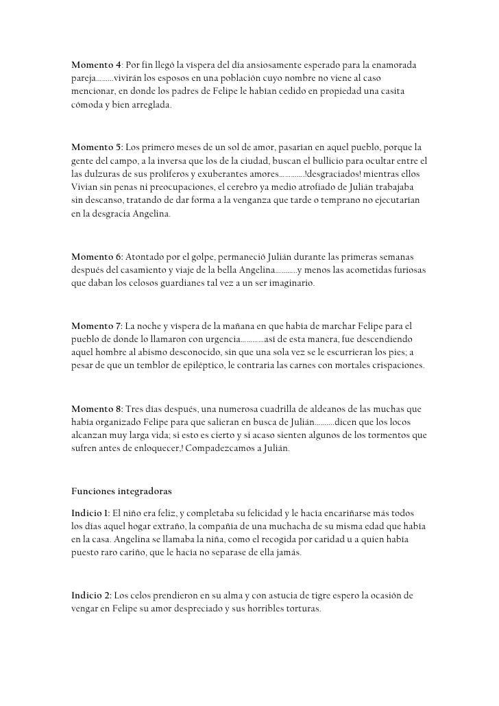 Análisis estructural de la obra angelina Slide 3