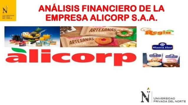 Pdf analisis financiero